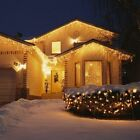 LED Curtain Icicle String Lights 5Mx LED Fairy Lights Christmas New Year Lights