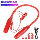 HD Stereo Wireless Bluetooth Headphones Sports Gym Earphones Headset for Android