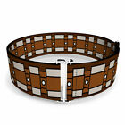 Cinch Waist Belt - Star Wars Chewbacca Bandolier Bounding2 Browns $15.95 USD on eBay