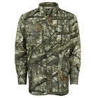 Cotton Mill Hunting Shirt for Men Camouflage Clothes Mossy Oak CamoShirts & Tops - 177874