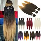 26Inch Long Pre-Stretched Braiding Braid Hair Extension Jumbo Kanekalon As Human