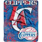 The Northwest Company Los Angeles Clippers Dropdown Raschel Throw Blanket on eBay