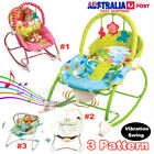 Baby Infant Rocker Bouncer Newborn Toddler Portable Swing Vibration Toy Music