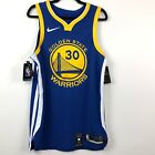 Nike Golden State Warriors Steph Curry Icon Authentic Jersey Blue Men's 56-58 on eBay