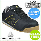 Metal Free Safety Work Trainers Shoes Toe Cap Security Scanner Detector Aviation