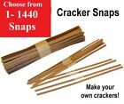 Cracker Snaps Pulls Bangs - Make Your Own Christmas Crackers Xmas Party Craft