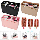 Multi Pocket Handbag Organizer Felt Purse Insert Bag fits Neverfull MM 3 Colors image