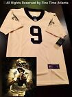Limited Edition Drew Brees New Orleans Saints Gold Rush Style Alternate Jersey $74.88 USD on eBay