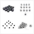 13 Piece Black Cap Dress Kit Fit 07-15 Harley Softail & Dyna Primary Cover Bolt