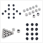 12 Piece Black Cap Dress Kit Fit 99-06 Harley Softail & Dyna Primary Cover Bolt