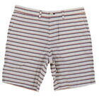 Tommy Hilfiger Mens Chino Shorts Flat Front Logo Bottoms Classic Fit Casual New