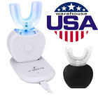 Automatic Ultrasonic Whitening Electric Toothbrush 360  USB Cleaning Teeth Brush