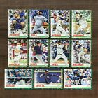 2019 Topps Holiday Baseball Base Team Sets ~ Pick your Team on Ebay