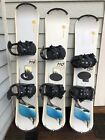 Rossignol Roc T Unisex Snowboard w/ Snowjam Medium Binding Perfect 4 Beginners