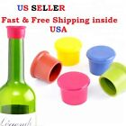 1/2/6 Pcs Silicone Bottle Caps Beer Cover Coke Soda Cola Lid Wine Saver Stopper