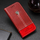 Cell Phone Case For OPPO Models Protective Pu Leather Wallet Flip Stand Cover