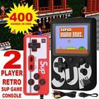SUP Retro Mini Handheld Video Game Console Gameboy Built-in 400 Classic Games