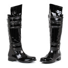 Black Over Knee High Boots Star Wars Darth Vader Space Ball Mens Cosplay Costume $69.95 USD on eBay