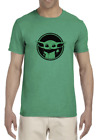 Baby Yoda Star Wars T-shirt The Mandalorian Unisex Shirt Disney Disneyland World $14.99 USD on eBay