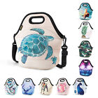 Neoprene Lunch Bags for Women Tote Kids Office School Men Insulated Lunch Box