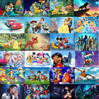 5D DIY Full Drill Cartoon Animals Diamond Painting Embroidery Kits Decor Mural