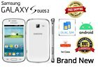 Unlocked Brand New Samsung Galaxy S Trend-2 Duos Gt-s7572 Dual Sim Android Phone