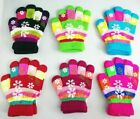 Charro Winter Gloves From Child Girl Small Size Various Colours Gift
