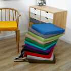 New Waterproof Chair Seat Pads Outdoor Tie On Office Garden Patio Chair Cushions