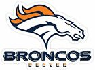 Denver Broncos Logo Vinyl Sticker Decal *SIZES* Cornhole Wall Car Truck Bumper $11.99 USD on eBay