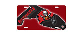 Florida State Tampa Bay Buccaneers License Plate Football Fan NFL Car Truck $19.99 USD on eBay