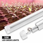 2-4FT LED Grow Light Full Spectrum Integrated T8 Growing Lights for Greenhouse. Buy it now for 24.69