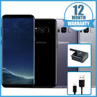 Samsung Galaxy S8 64gb Unlocked Mobile Phone Smartphone 12 Months Warranty