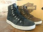 Harley-Davidson Motorcycle Leather Sneakers Riding Boots Black or Brown Size 9 $79.99 USD on eBay