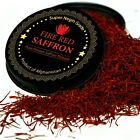 Premium Saffron Threads, Pure Red Saffron Spice Threads  Super Negin Grade A
