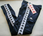 Kappa Mens Track Pants Astoria Slim Fit Tracksuit Bottoms Pants Size S-XXL NEW