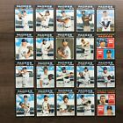 2020 Topps Heritage Base Team Sets ~ Pick your TeamBaseball Cards - 213