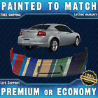 NEW Painted To Match - Rear Bumper Replacement for 2011-2014 Dodge Avenger 11-14