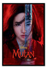Mulan Movie Be Legendary Poster MAGNETIC NOTICE BOARD Inc Magnets | UK Seller