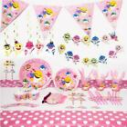 Hot Shark Party Banner Plate Tablecloth Balloon Baby Birthday Supply Decoration