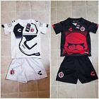 KIDS CLUB TIJUANA XOLOS STAR WARS UNIFORM SIZE 2t - 14 YRS SITH STORM TROOPER $35.0 USD on eBay