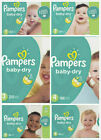 Kyпить Pampers Baby Diapers Size N, 2, 3, 4, 6 CHEAP!!! на еВаy.соm