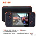 RG350 Handheld Video Game Console 16GB + 32GB Memory Card Built-in 2500 games