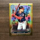 2020 Topps Gypsy Queen Chrome Gold Parallel #'d/50 ~ Pick