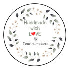 Kyпить Personalized Handmade with love labels, stickers, tags на еВаy.соm