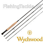 Wychwood Flow Fly Fishing Rods - Cork Handle - 4 Piece With Cordura Rod Tube
