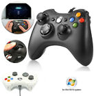 USB Wired Game Controller Joystick Gamepad For Microsoft 360 PC Windows 7/8/10