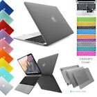 for Macbook Hard Cove Case Shell Air 13/11 Pro 13/15 Retina 12  Keyboard Cover