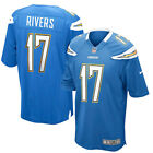 Brand New 2020 NFL Nike Los Angeles Chargers Philip Rivers Game Edition Jersey $159.98 USD on eBay