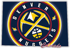 Denver Nuggets Colorado State NBA Basketball Vinyl Sticker Decal Car Truck on eBay
