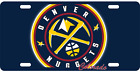 Denver Nuggets Colorado State NBA Basketball Fan License Plate Car Truck on eBay